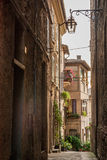 Bevagna. Old town of Bevagna - Perugia - Italy Royalty Free Stock Photo