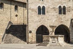 Bevagna (Umbria) Royalty Free Stock Photo