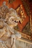 Bevaka statyn Royaltyfria Foton