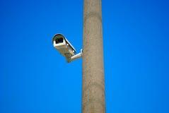 bevakning för kamerakolonngray Fotografering för Bildbyråer
