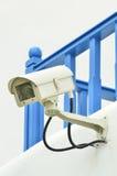 Bevakningkamera arkivbild