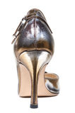 Bevallige vrouwelijke schoenen Stock Foto's