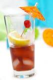 Bevanda al gusto di frutta Fotografia Stock