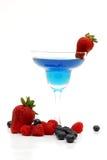 Bevanda al gusto di frutta Fotografie Stock Libere da Diritti