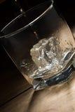 Bevanda alcolica che è servita Immagine Stock