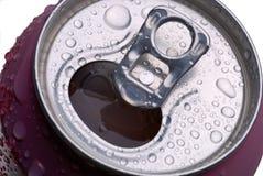 Bevanda con le gocce fotografie stock libere da diritti