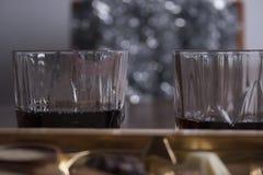 Bevanda del bonbon di feste Immagine Stock