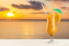 Bevanda del cocktail Immagine Stock Libera da Diritti