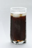 Bevanda del ghiaccio Fotografie Stock
