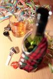 Bevanda del partito di ufficio Immagine Stock Libera da Diritti