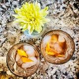 Bevanda del whiskey immagini stock libere da diritti
