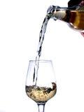 Bevanda dell'oro Fotografia Stock