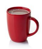 Bevanda della cioccolata calda Immagini Stock
