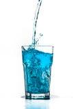 Bevanda della spruzzata Fotografia Stock Libera da Diritti