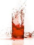 Bevanda della spruzzata Fotografia Stock