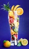 Bevanda della vitamina Fotografia Stock