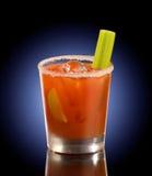 Bevanda di Clamato fotografia stock