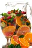 Bevanda di frutta Fotografia Stock Libera da Diritti