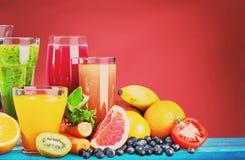 Bevanda di frutta Immagine Stock Libera da Diritti
