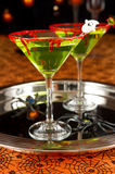 Bevanda di Halloween fotografie stock libere da diritti
