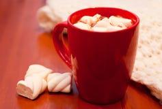 Bevanda di inverno Fotografie Stock