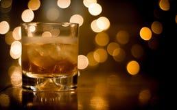 Bevanda di inverno Fotografia Stock Libera da Diritti