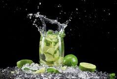 Bevanda di Mojito fotografia stock