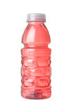 Bevanda di sport in bottiglia Fotografie Stock Libere da Diritti