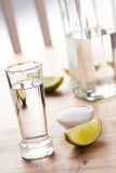 Bevanda di Tequila Immagini Stock