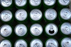 Bevanda differente Fotografia Stock Libera da Diritti