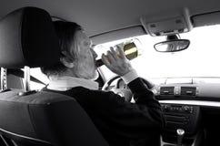 Bevanda ed azionamento Immagini Stock Libere da Diritti