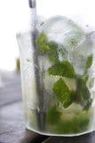 Bevanda fredda Fotografie Stock