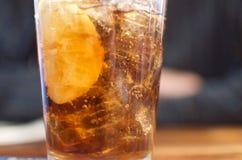 Bevanda fredda Fotografia Stock Libera da Diritti