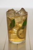 Bevanda fredda del cocktail di Mojito Fotografie Stock