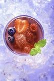 Bevanda fredda di estate Fotografie Stock