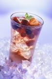 Bevanda fredda di estate Fotografia Stock