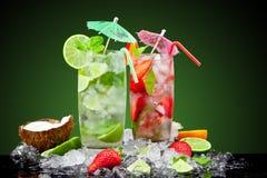 Bevanda fresca Fotografie Stock Libere da Diritti