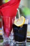 Bevanda fresca fotografia stock