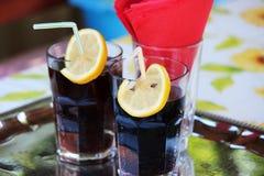 Bevanda fresca immagine stock