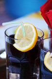 Bevanda fresca fotografia stock libera da diritti
