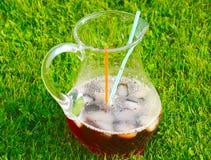 Bevanda fresca di estate Fotografia Stock