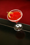 Bevanda rossa del cinese Fotografia Stock