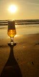 Bevanda scintillante fotografie stock libere da diritti