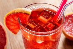 Bevanda utile dell'agrume Immagine Stock