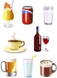 Bevande illustrazione di stock