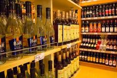 Bevande alcoliche Fotografia Stock