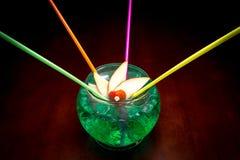 Bevande del cocktail Fotografia Stock