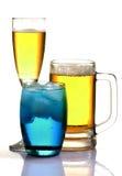 Bevande del partito immagine stock libera da diritti