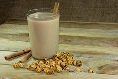 Bevande deliziose calde a Boza Fotografie Stock