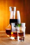 Bevande dell'alcool Fotografie Stock